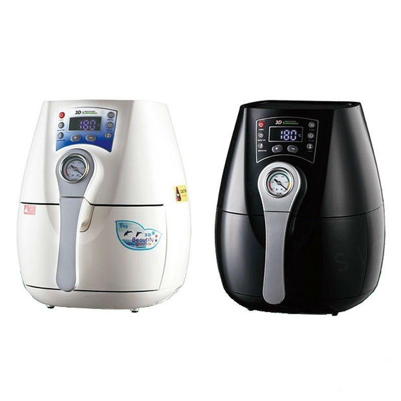 Heiz Druck 3D Vakuum Mini St-1520 Sublimation Ofen Maschine für Heiz Übertragung