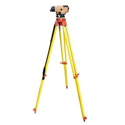 Outdoor Surveying-high Precision Automatic Level 32x With Ruler And Carry Case
