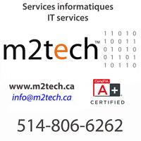 Réparation Informatique Certifié Comptia A+ 514-806-6262