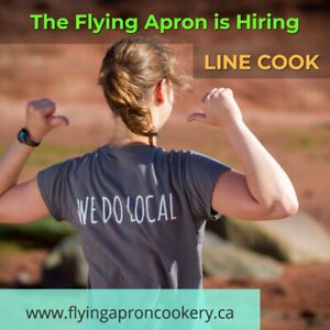 Line Cook in Local Food Kitchen