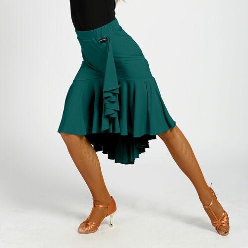 Latin Dance Dress Tango Salsa Ballroom Competition Practice  Skirt 3Color G10