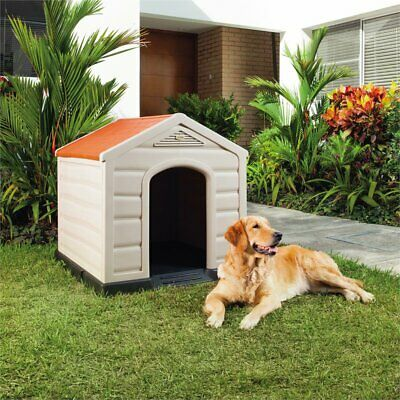 Rimax Taupe  Dog House