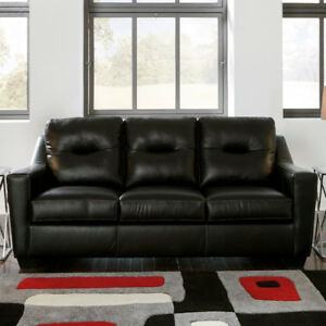 Dupree genuine leather sofa $1399 Tax incl & FREE LOCAL DELIVER