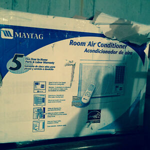 MAYTAG ROOM AIR CONDITIONER reduced to sell