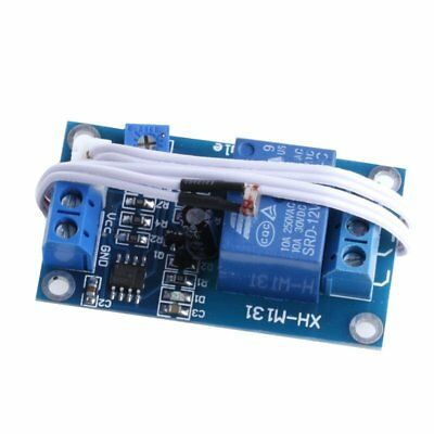 12v Light Control Switch Photoresistor Relay Module Detection Sensor Xh-m131 New