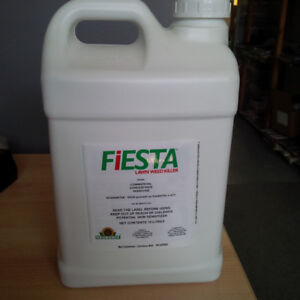 Fiesta weed control (commercial)