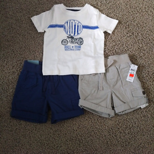Gap toddler boys outfit 12-18 months
