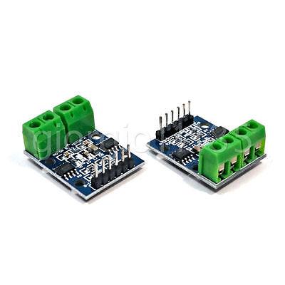 Us Stock 3x Hbridge Stepper Motor Dual Dc Motor Driver Controller Hg7881 Arduino