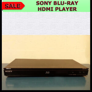 SONY BLU-RAY HDMI PLAYER - FABULOUS CONDITION