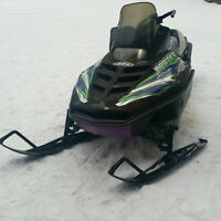 1997 Arctic Cat Powder Special