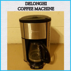 DELONGHI COFFEE MAKER - EXCELLENT CONDITION