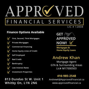 Mortgages & Home Equity Loans!