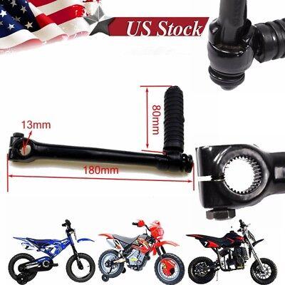 Kick Start Starter Lever CRF XR 50 CRF50 SDG SSR Pit Dirt Bike 70cc 110cc 125cc