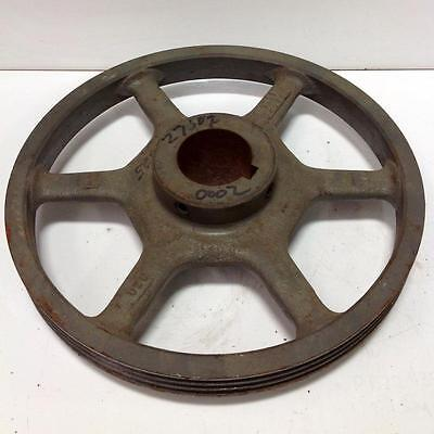 V-belt Pulley Wheel 12 Diameter Ue6 Kjs
