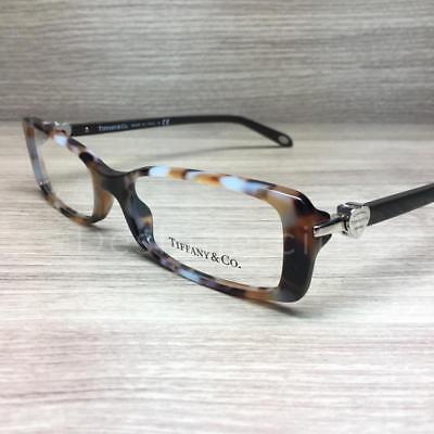 tiffany 2035 tortoise eye glasses authentic