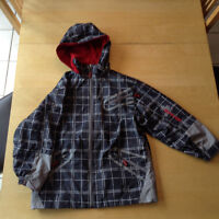 Kids/ youth size 10 black monster brand Costco fall winter lined