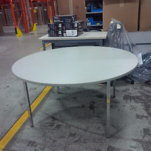 Round Meeting Table...