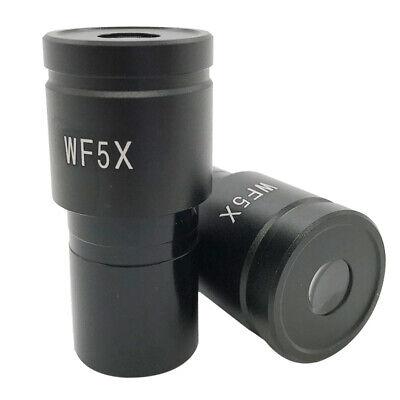 Wf5x 20mm Wide Field Eyepiece For Biological Microscope Mounting 23.2mm Ocular