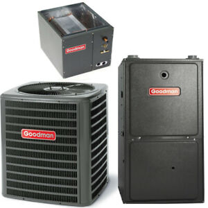 Furnace AC Water Heater Humidifier- Finance Available