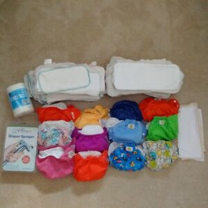 12 cloth diapers in Yorkton