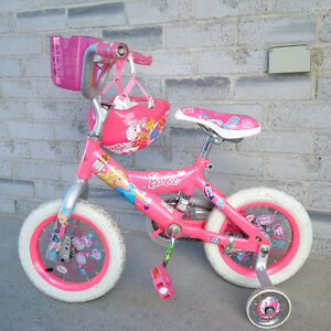 Barbie Bike & Helmet