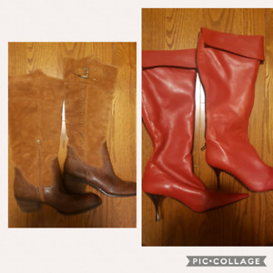 Brand new boots 9