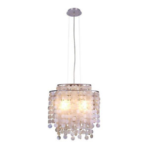 Mother Pearl light fixture