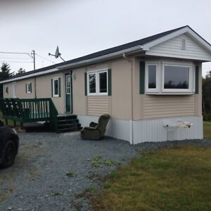 2 Bedroom Mobile Home for Rent on Own Lot