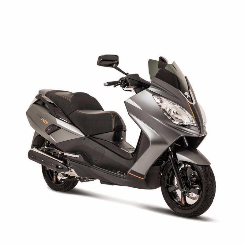 2016 PEUGEOT SATELIS 125 RS PREMIUM/URBAN BRAND NEW!