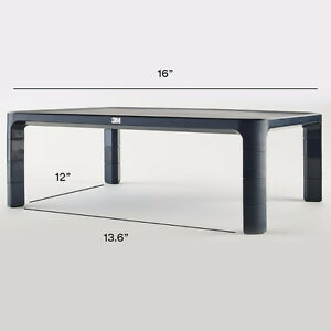 3M adjustable monitor  / laptop stand