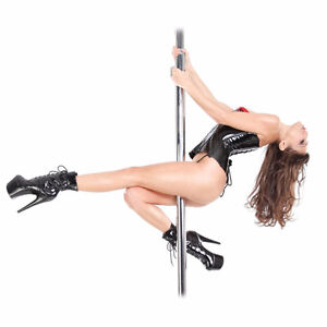 BRAND NEW- NEVER BEEN USED- STILL IN BOX- EXOTIC DANCER POLE KIT