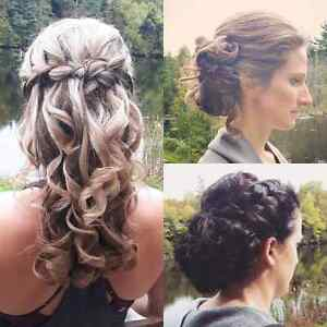 ON - SITE Wedding / Special Event Hair Kingston Kingston Area image 2