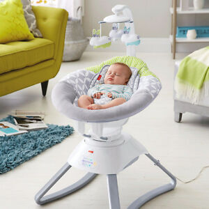 BNIB Fisher-Price Soothing Motions Seat