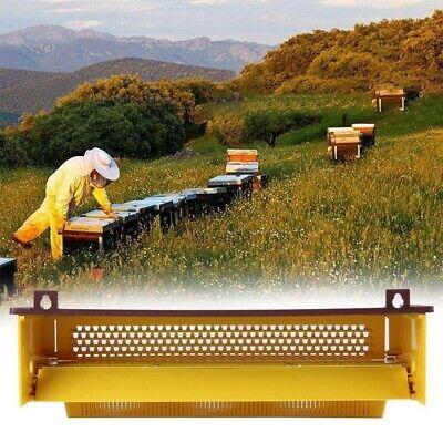 Plastic Pollen Trap Bee Keeping Tools Tray Entrance Pollen Collector Beeke H9z7