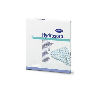 Gel-dressing (Hydrosorb Transparent Hydrocellular Gel Dressing 5cm x 7.5cm x 5)