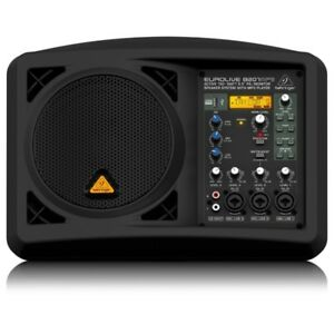2 x Behringer B207 mp stage monitors for sale