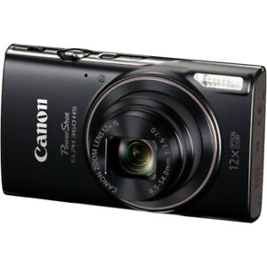 Canon Digitale ELPH 360HS CMOS 20.2 MP DIGIC 4+ WIFI