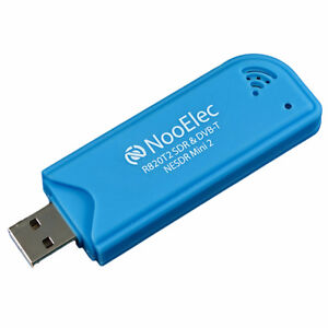Software Defined Radio Dongle with Ham it Up Converter