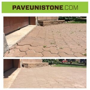 UNISTONE CLEANING - PAVEUNISTONE.COM - PAVER CLEANING West Island Greater Montréal image 6