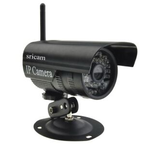 BNIB SRICAM Outdoor P2P IP CCTV Security IR Camera
