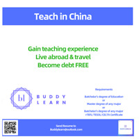 Teach English in China!