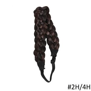 Adjustable natural Braided Hair Headband,Hair extensions Yellowknife Northwest Territories image 3