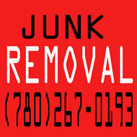 Garbage and junk removal. FREE PHONE ESTIMATE CALL NOW
