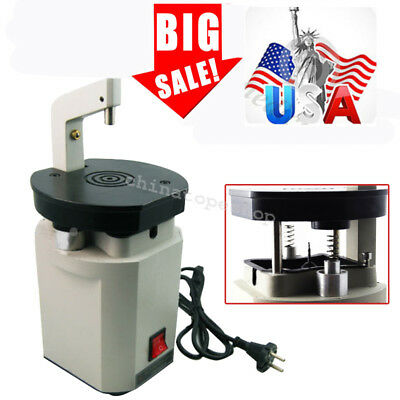 Us Dental Lab Laser Pindex Drill Machine Pin System Driller For Dentist Warranty