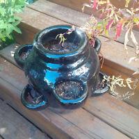 Ceramic Strawberry Pot