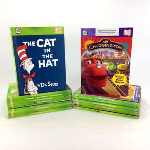 21 LeapFrog Tag Books Set Interactive Read Along Kids Reading