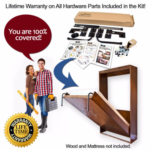 Do It Yourself Murphy Bed Hardware Kit