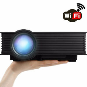 Projecteur led 1200 Lumens WiFi neuf Android / IOS