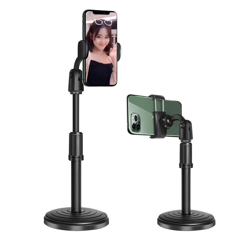 Adjustable Tripod Desktop Stand Desk Holder Selfie Stick Mou