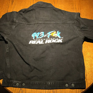 99.3 the FOX FM Vancouver's REAL ROCK International Denim Unisex